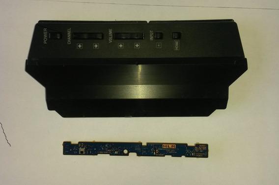 Teclado E Sensor Tv Sony Kdl-32ex305