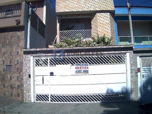 Venda Sobrado Sao Bernardo Do Campo Nova Petropolis Ref: 573 - 1033-1-57323