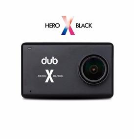 Camera Dub Hero X Black 4k
