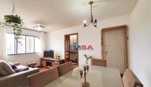 Imagem 1 de 18 de Apartamento À Venda, 76 M² Por R$ 680.000,00 - Lapa - São Paulo/sp - Ap9947