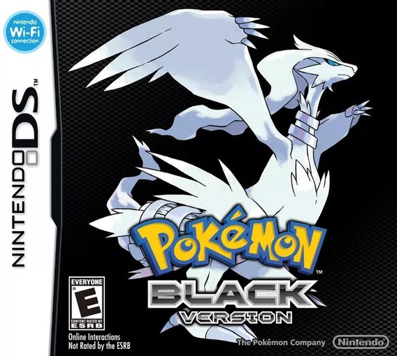 Pokemon Black Version - Ds / Dsi / 3ds / Barato Top Nintendo