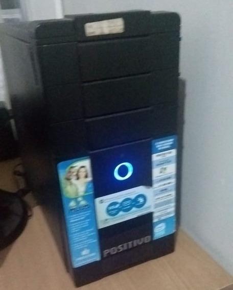 Cpu Positivo Amd Athlonll X2 3.0ghz 4gb Ram Ddr3 Hd500gb