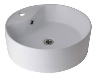 Bacha Porcelana Sanitaria X Apoyar Baño Piazza Modelo A029