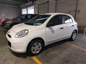 Nissan March 1.6 Active Mt/cd/ac