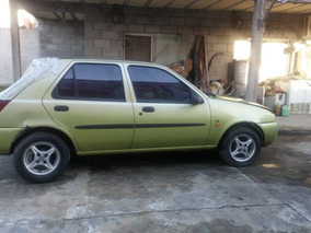 Ford Fiesta 1.8 Lx D 1998 Leer Bien El Precio Es De 3200