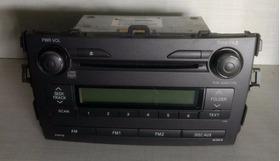 Cd Player Original Do Corolla 2013 - 86120-02e80