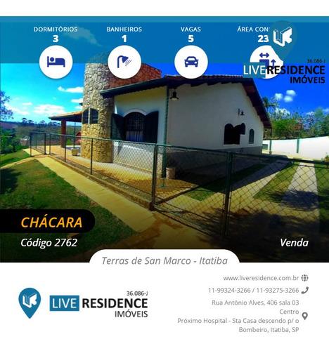 Imagem 1 de 15 de Live - Liveresidence.com.br  Chácaras - Interior, São Paulo Vende - 2762