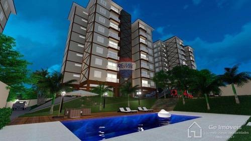 Residencial Portofino Atibaia - Apartamento A Venda No Bairro Belvedere - Atibaia, Sp - Ge76467