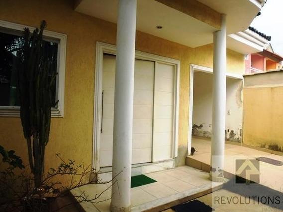Casa Para Venda Em Rio De Janeiro, Vargem Pequena, 4 Dormitórios, 1 Suíte, 3 Banheiros - Rca190
