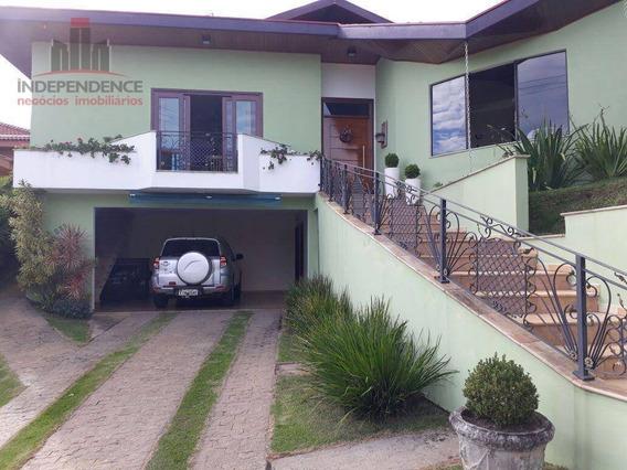 Casa Residencial À Venda, Residencial Santa Helena, Caçapava. - Ca0598