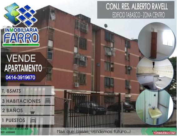 Venta De Apto En El Centro Ve01-0131ar-mr