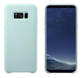 Funda Silicone Case Silky Samsung Galaxy S10 Plus| Local Cba