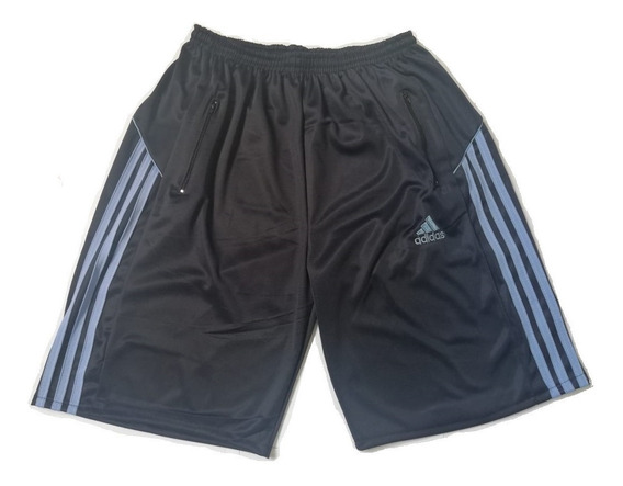 Kit Com 5 Bermuda Shorts Calção Flanelado Bolso Atacado