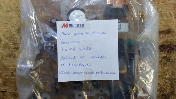 Placa Fonte Tv Panasonic Tc-37lz800lb