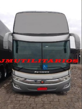 Paradiso Dd Ano 2016 G7 Volvo B420 R 3 Eixos Top Jm Cod 227