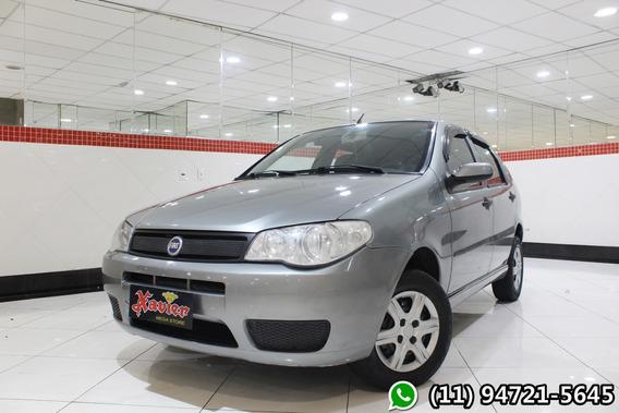 Fiat Palio Fire 1.0 Cinza 2008 Financiamento Próprio 6168