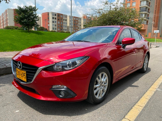 Mazda 3 Touring Automatico Sedan