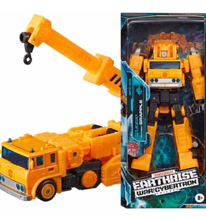 Transformers Earthrise War For Cybertron Trilogy Grapple