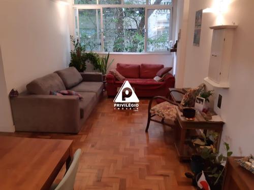 Apartamento À Venda, 2 Quartos, 1 Suíte, Copacabana - Rio De Janeiro/rj - 26543
