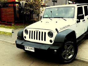 Jeep Wrangler Rubicon 3.6 Full 4x4