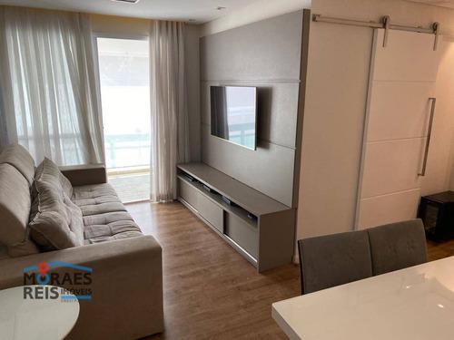 Apartamento À Venda, 75 M² Por R$ 780.000,00 - Alto Da Boa Vista - São Paulo/sp - Ap15866