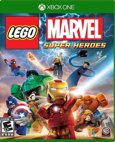 Imagen 1 de 4 de Lego Marvel Super Heroes Xbox One Juego Fisico