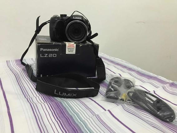 Câmera Lumix Panasonic Lz20 Digital