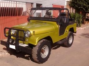 Jeep Willis 4x4/batatais Caminhões