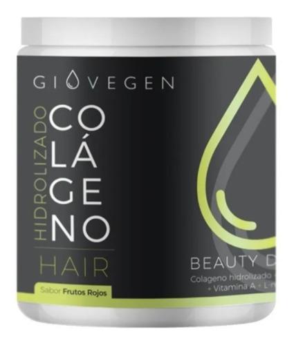 Imagen 1 de 8 de Giovegen Hair - Colágeno Hidrolizado Bebible