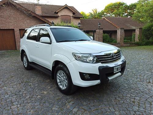 Toyota Sw4 2.7 Srv Cuero At 4x2 7as 2013 Oportunidad Liquido