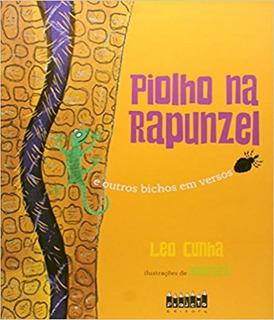 Piolho Na Rapunzel E Outros Bichos Em Versos