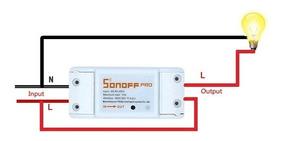 Sonoff Basic Rele Contato Seco N/a (1145.6)