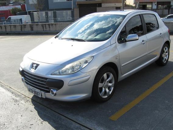 Peugeot 307 Presence Pack 1.6 Flex 2010/2011 Único Dono