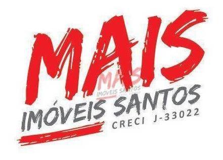 Imagem 1 de 1 de Terreno À Venda, 245 M² - Boqueirão - Santos/sp - Te0088
