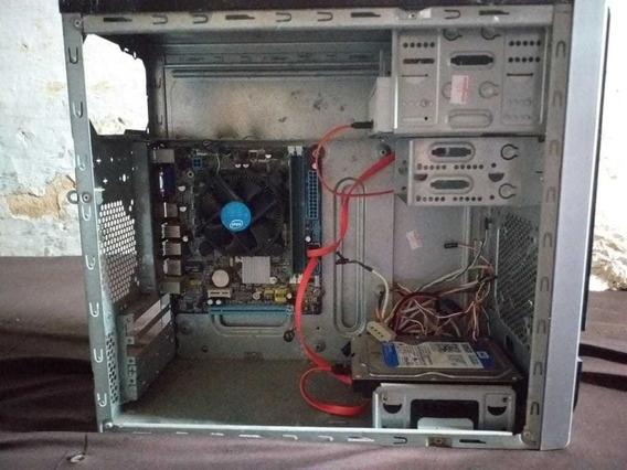 Computador Com Pentium G3250 + 2× 4gb De Ram E 500gb