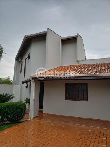 Casa Venda Sousas Campinas Sp - Ca00325 - 68592449