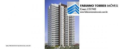 Apartamento Para Venda Em São Bernardo Do Campo, Chacara Inglesa, 3 Dormitórios, 1 Suíte, 2 Banheiros, 2 Vagas - Family Ga_2-736227