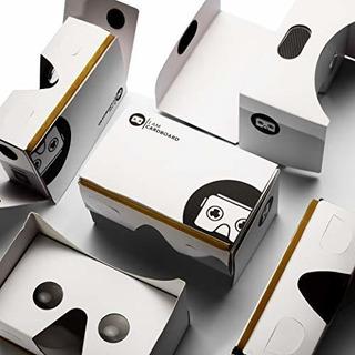 Juego De 5 Cajas De Cartón Realidad Virtual I Am Cardboard