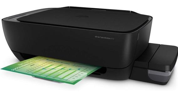 Impresora Multifuncion Sistema Continuo Hp Gt 410 Color Wifi Cuotas Tienda Oficial Hp