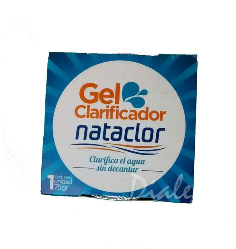 Imagen 1 de 4 de Gel Clarificador Nataclor Sin Decantar X 2 Unidades