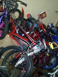 Bicicleta Rodado 20 Mtn Niño