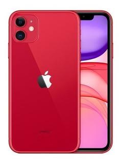iPhone 11 128gb Novo Lacrado Com 1 Ano De Garantia + Nota