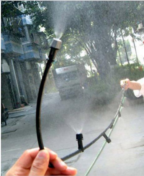 Nebulização - Ramal De Nevoa Com 16 Bicos