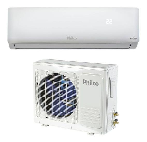 Ar Condicionado Split Inverter Philco 18000 Btus Q/f 220v Pa