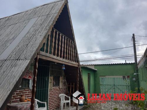 Chalé Em Bairro Residencial / Mongaguá - 916
