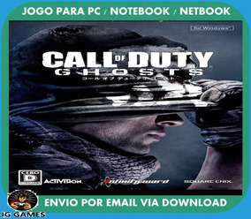 Call Of Duty Ghosts Pc Jogo Digital
