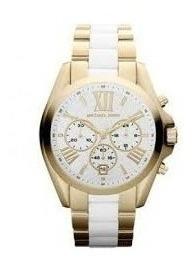 Relógio Michael Kors Mk5743 100% Original Com Caixa
