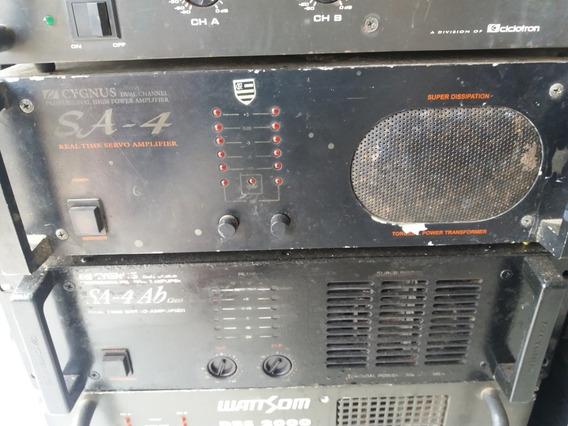 Amplificador De Potência Cygnus Sa4