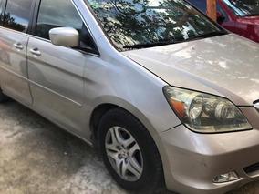 Honda Odysea Minivan
