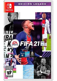 ..:: Fifa 21 ::.. Nintendo Switch En Game Center